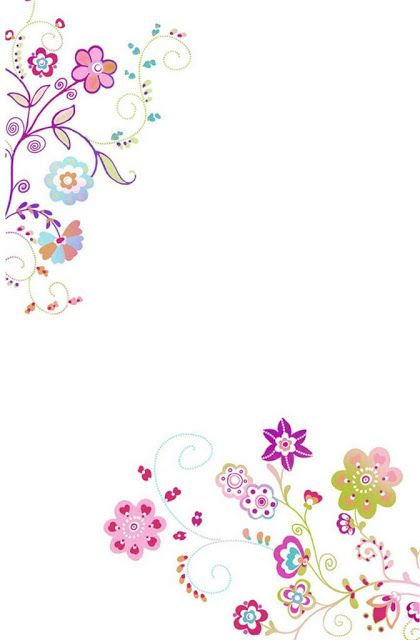 Whimsical clipart border   ღ Clipart ღ   Borders for paper ...