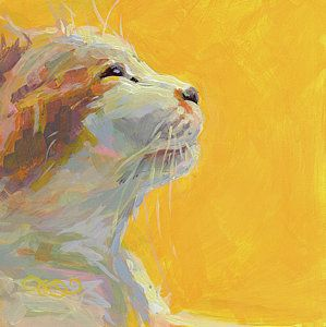 Painting - The Light by Kimberly Santini