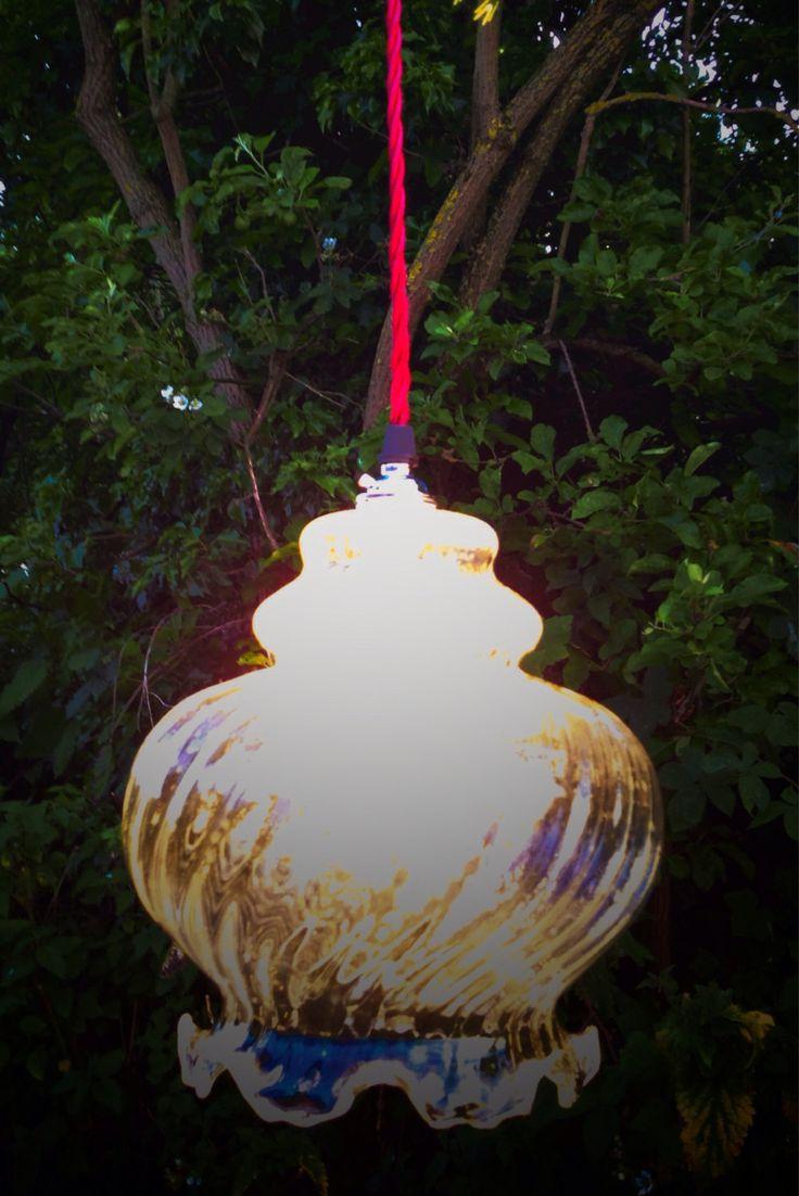 Just in: Vintage Upcycled Glass Hanging Ceiling Light https://www.etsy.com/listing/193933501/vintage-upcycled-glass-hanging-ceiling?utm_source=crowdfire&utm_medium=api&utm_campaign=api