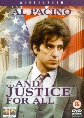 ...And Justice for All. (1979) - An ethical Baltimore defense lawyer disgusted with rampant legal corruption is asked to defend a judge he despises in a rape trial. But if he doesn't do it, the judge will have him disbarred.