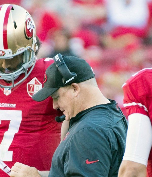 ... NFL Jersey Colin Kaepernick and Blaine Gabbert have each started five  games for the San Francisco this season ... d92dbb362