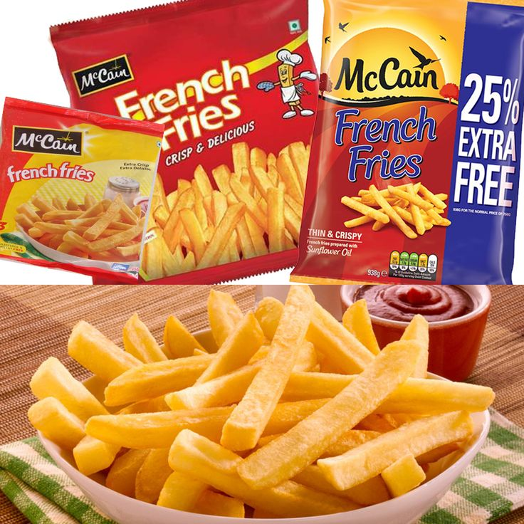 McCain Foods Limited is a Canadian multi-national privately owned company. It is the world's largest producer of French fries and other oven-ready frozen food products, like frozen desserts. Canadian-owned and operated McCain's has been making frites for more than 50 years.  #frenchfries #mccain #food #foodporn #mccain #chip #enjoy #fun #beautiful #awesome #amazing Via DegreeFromCanada