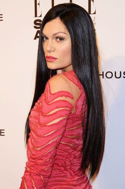 Jessie J at Elle Style Awards 2014...