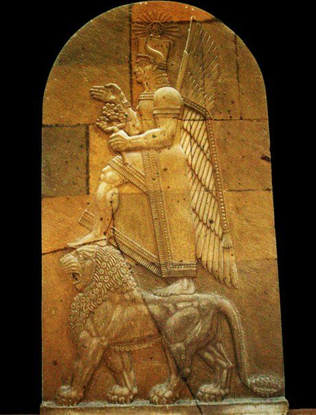 Khaldi was one of the three chief deities of Ararat (Urartu). Of all the gods of Ararat panthenon, the most inscriptions are dedicated to him.