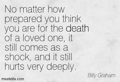quotes about loss of a loved one - Google Search