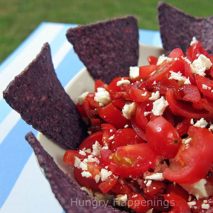 Hungry Happenings: This July 4th enjoy a refreshing Mediterranean twist on chips and salsa