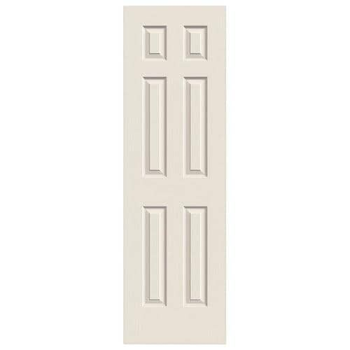 reliabilt colonist 24 in x 80 in primed 6 panel hollow on Reliabilt Colonist 24 In X 80 In White 6 Panel Primed id=30464