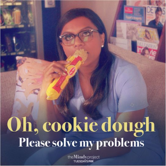 The Mindy Project on Hulu   http://www.hercampus.com/entertainment/what-watch-hulu-when-netflix-lets-you-down