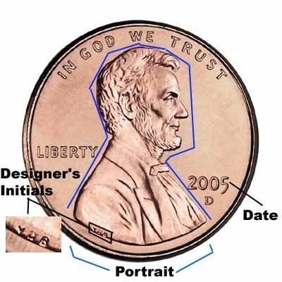 A Coin's design