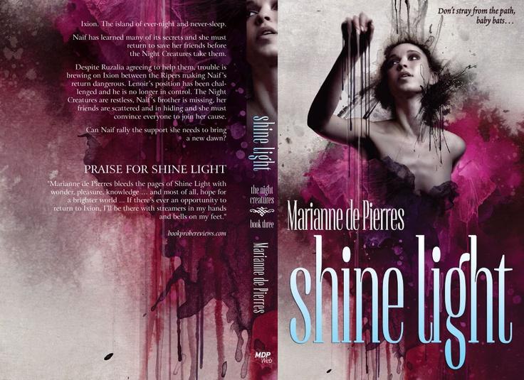 Shine Light (Night Creatures #3) by Marianne de Pierres