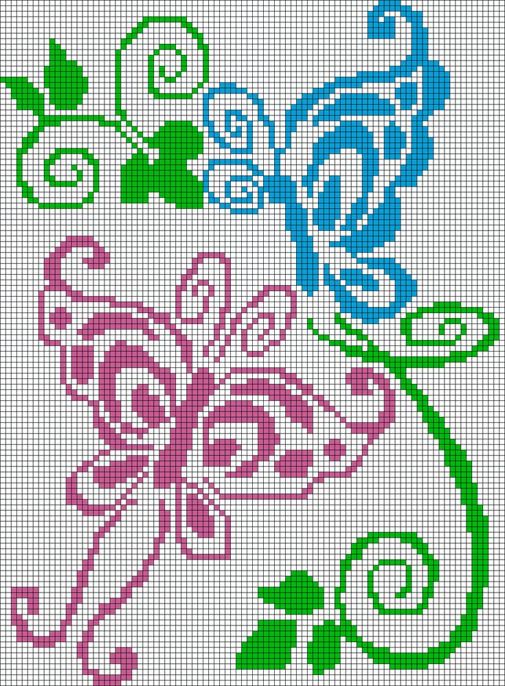Alpha Pattern #9634 Preview added by bookworm88