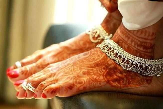 Accessories Every #Chennai Girl Will Relate To - Toe #Rings   #Indianwear