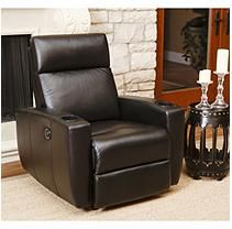 Austin Recliner Armchair - Black
