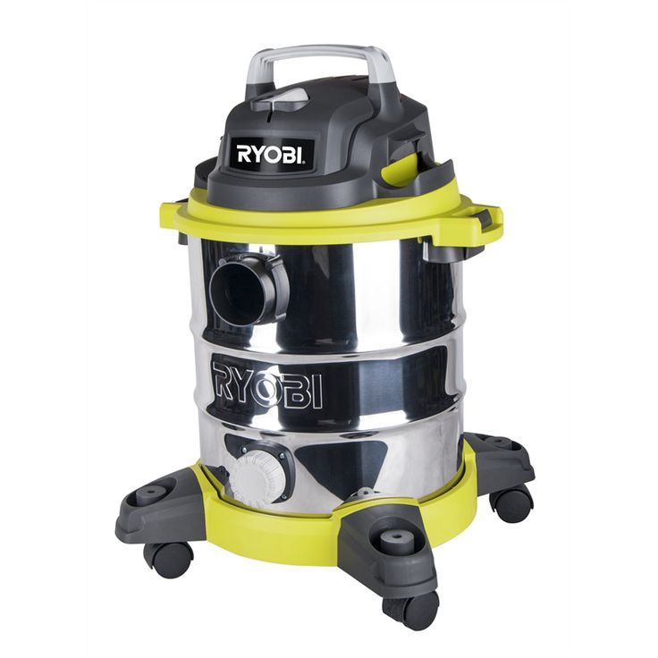 Find Ryobi 20L Stainless Steel Wet Dry Workshop Vacuum at Bunnings Warehouse. Visit your local store for the widest range of tools products.