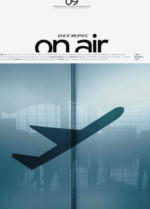 On Air Magazine, Issue no. 9