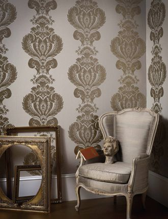 Baudelaire wallpaper from Cole and Son