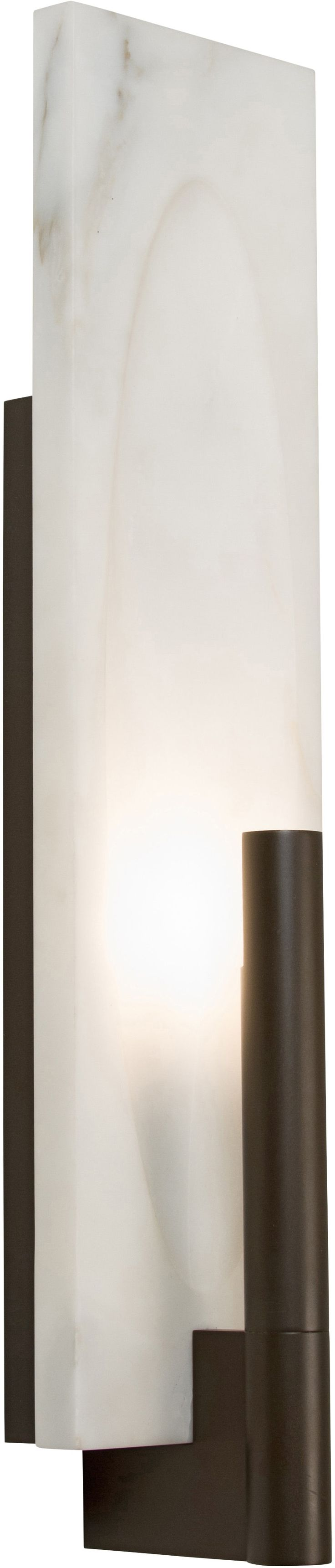 Buy Aiden Sconce by Marian Jamieson - Made-to-Order designer Lighting from Dering Hall's collection of Mid-Century / Modern Transitional Wall Lighting.