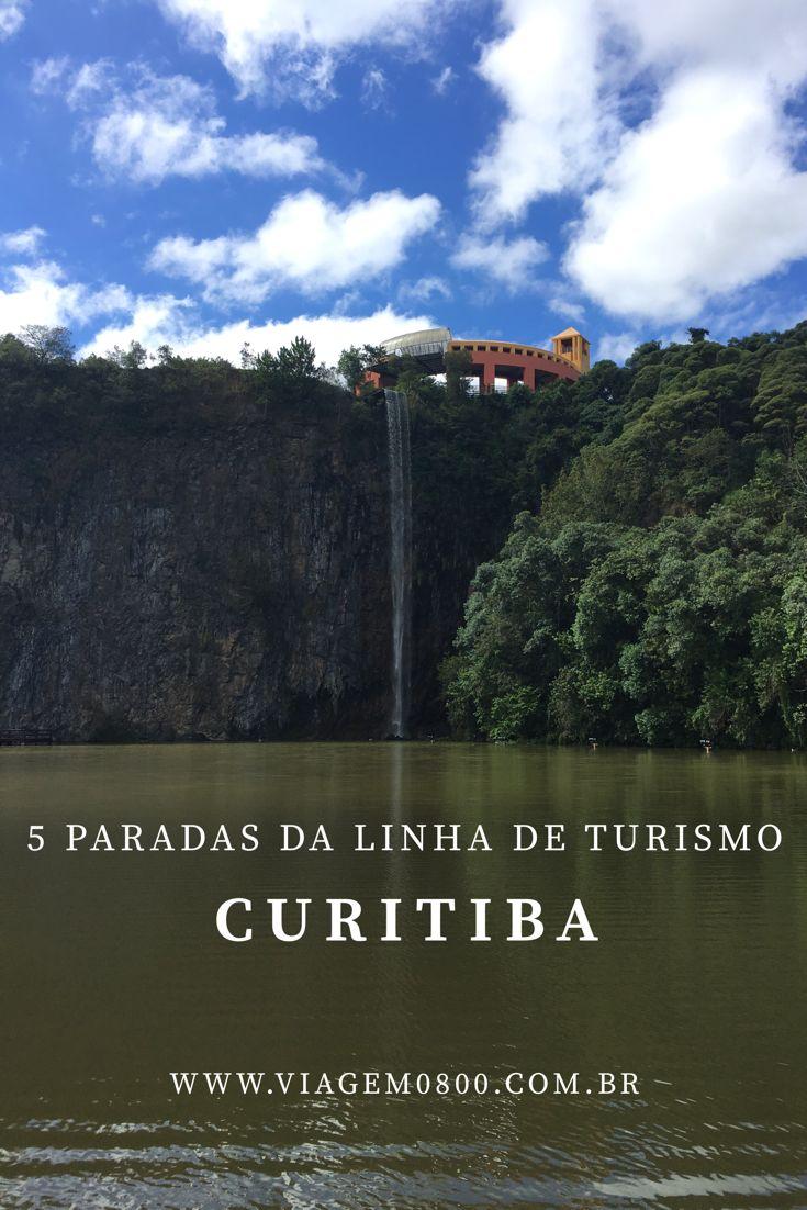 Curitiba, ctba, cwb, Linha de turismo, Bosque do Papa, Museu Oscar Niemeyer, MON, Parque Tanguá, parque, Ópera de Arame, Jardim Botânico, turismo, viagem