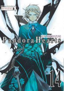 Yatta.pl - Pandora Hearts #14 - manga, anime