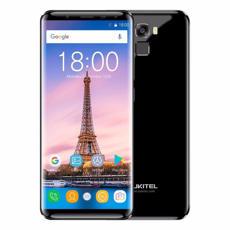 "Oukitel K5000 5.7""HD+ LTE Android 7.0 Smartphone Octa Core 4GB/64GB 5000mAh 16MP"