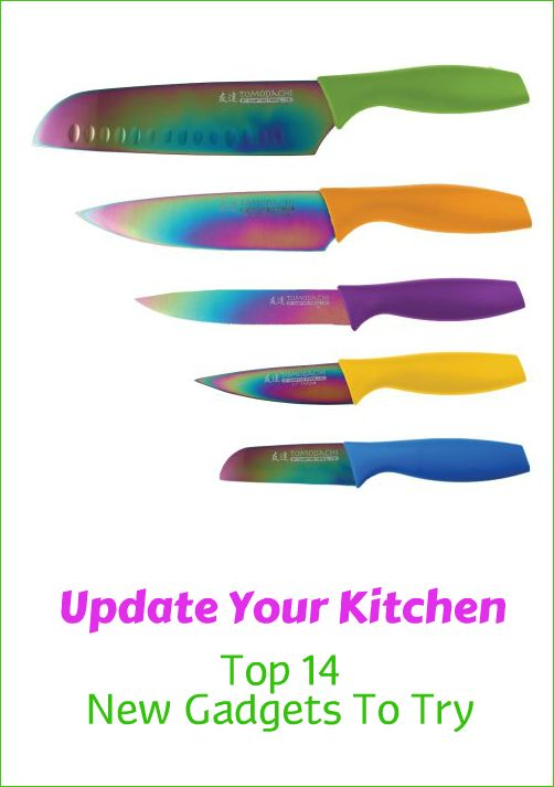 Update Your Kitchen: Top 14 Newest Kitchen Gadgets You Really Should Try ... see more at Inventorspot.com