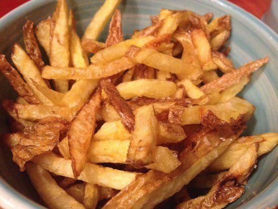 Aprende cómo hacer papas fritas caseras súper crujientes sin una gota de aceite