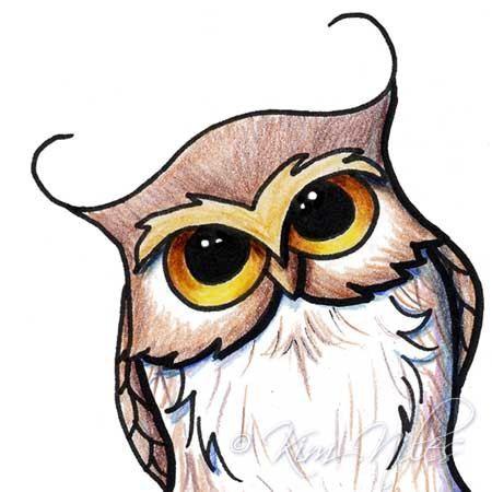 how to draw cartoon owls - Google Search | Owl cartoon ...