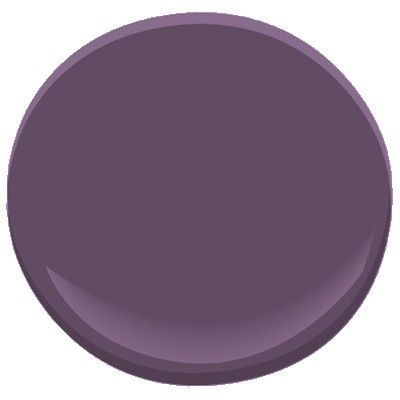 Benjamin Moore Purple Lotus 2072-30