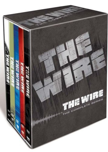 "The Wire (2002-2008): Seasons 1-5, created by David Simon, starring Dominic West, John Doman, Deirdre Lovejoy, Wendell Pierce, Clarke Peters, Idris Elba and Aidan Gillen. ""Baltimore drug scene, seen through the eyes of drug dealers, and law enforcement."""
