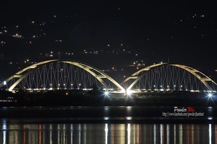 Ponulele bridge sulawesi central