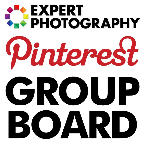 Join the Expert Photography Pinterest Group Board!