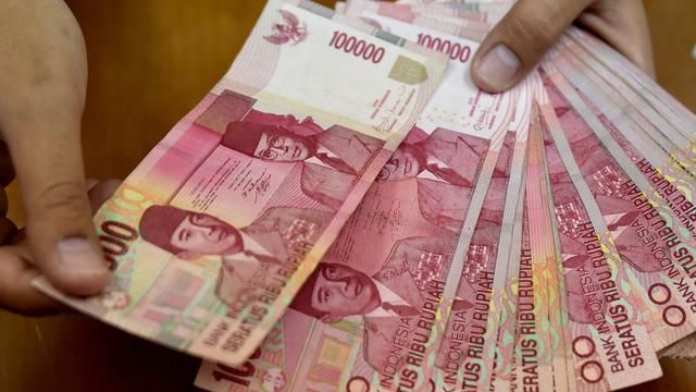 Uang 100 Ribu Png - Cara Golden