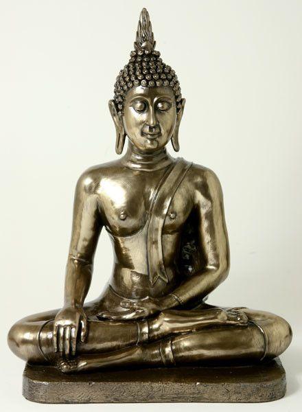 Boeddha Thai bij Crystal Temptation in Venlo