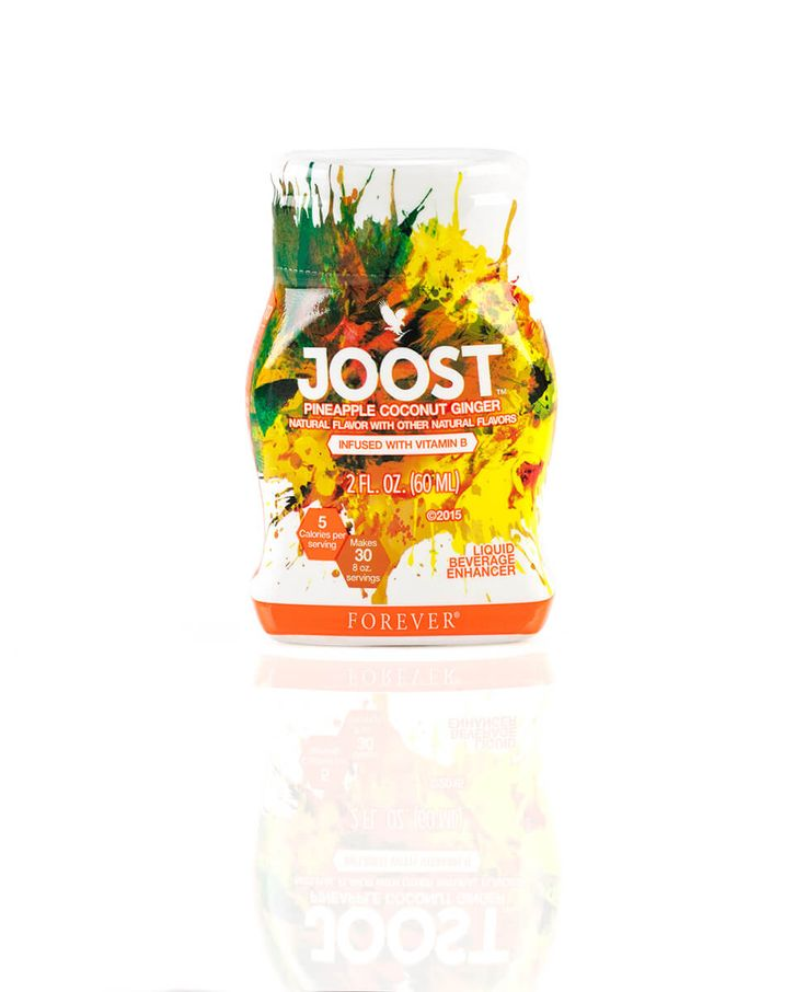 Infuse fun into your daily routine with a vibrant splash of JOOST. #ForeverLiving http://link.flp.social/f4wf2J