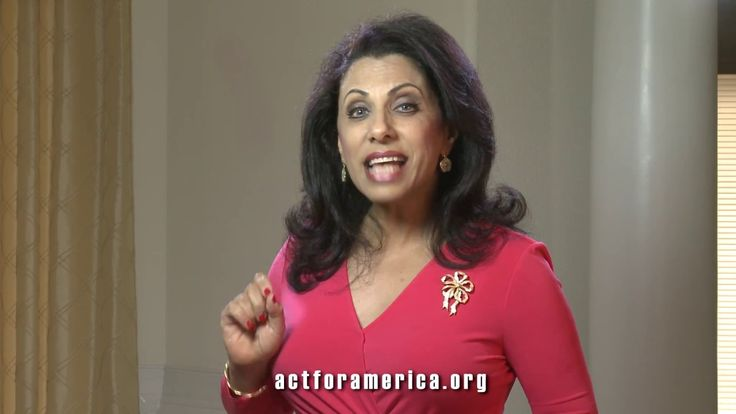 UNMASKED: Brigitte Gabriel Exposes The Muslim Brotherhood