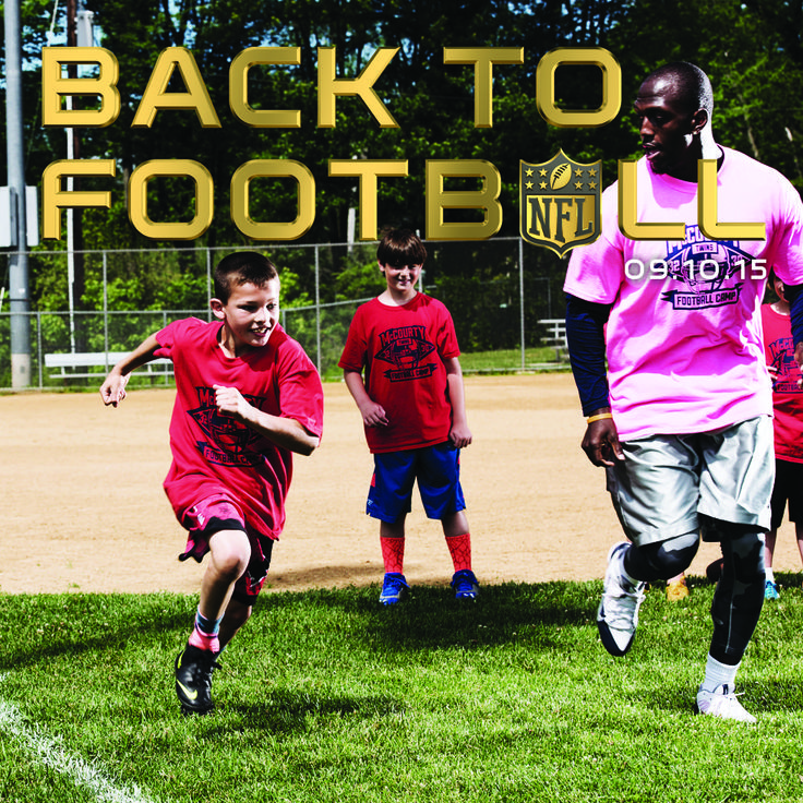 We're Back to Football! Jason McCourty (Tennessee T... 1