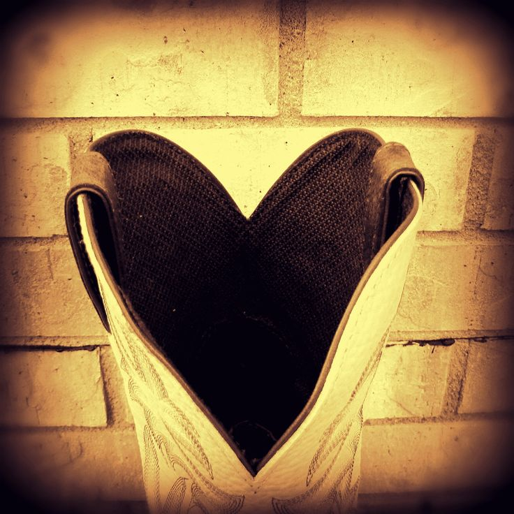 Love is where the heart is <3