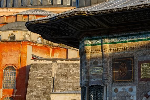 Stunning morning photos in Istanbul! #travel #ttot http://buff.ly/1d1byNS