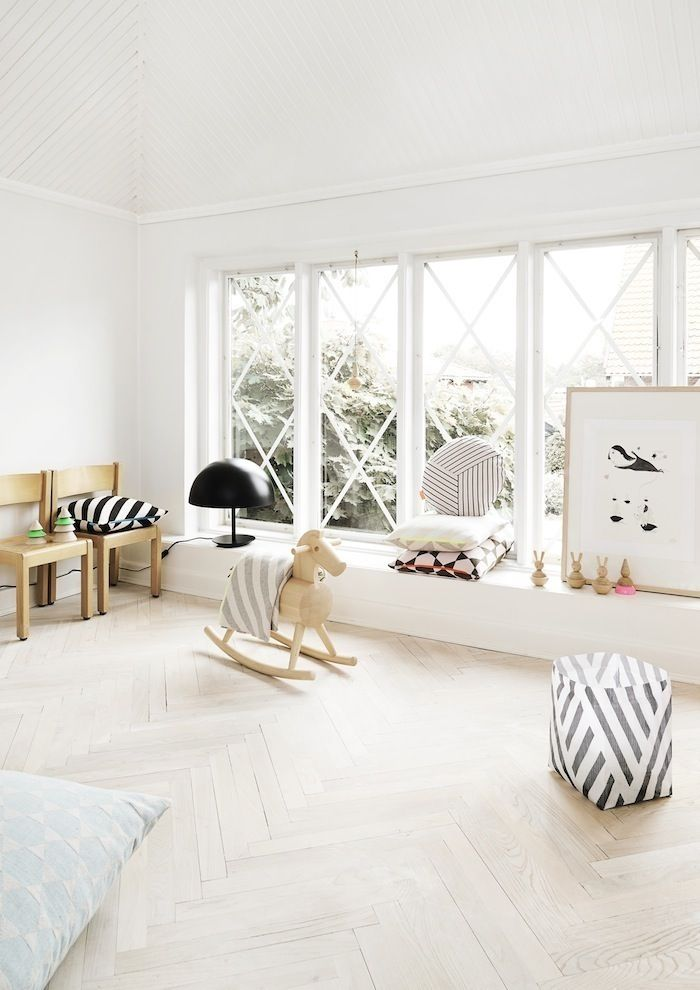 Kids room with products from OYOY