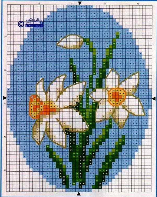 вышивка крестом пасха схемы: 26 тыс изображений найдено в Яндекс.Картинках