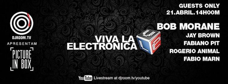The Dj Room Brazil had just celebrate there birthday a few days ago and now they invite Viva la Electronica represented by Bob Morane, Rogerio Animal and Fabiano Pit for a special secret session in Curitiba, Brazil. The Dj Room is inspired by the well known Boiler Room but they created there own way and …
