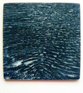 Raemon's artwords: Intaglio prints, text, encaustic