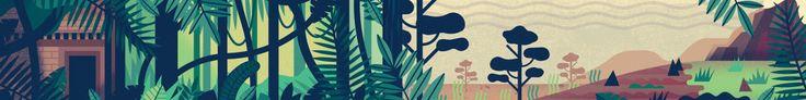 Mad-About-Monkeys-Owen-Davey-Illustration-Habitat_1000.jpg (1000×125)