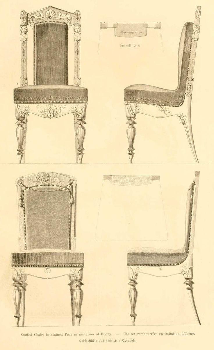 img/dessins meubles mobilier/chaises rembourees en imitation d'ebene.jpg