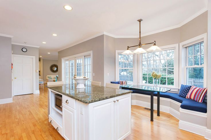 This week's properties include a four-bedroom contemporary in Mount Kisco, N.Y., and a five-bedroom colonial in Rowayton, Conn.