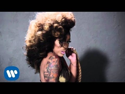 "K. Michelle Unleashes Her Inner Animal in ""Hard to Do"" Video 