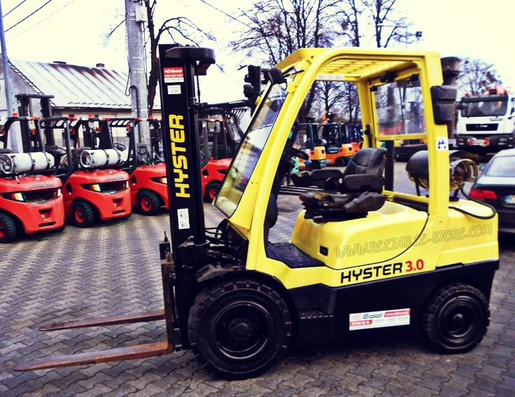 Hyster S80xl manual on