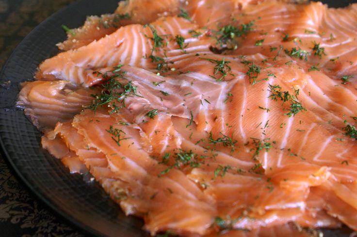 saumon gravlax recette de saumon s ch au sel et aux. Black Bedroom Furniture Sets. Home Design Ideas