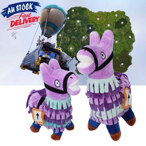 Fortnite Llama Plush Figure Doll Super Soft Stuffed Animal Cute Toy