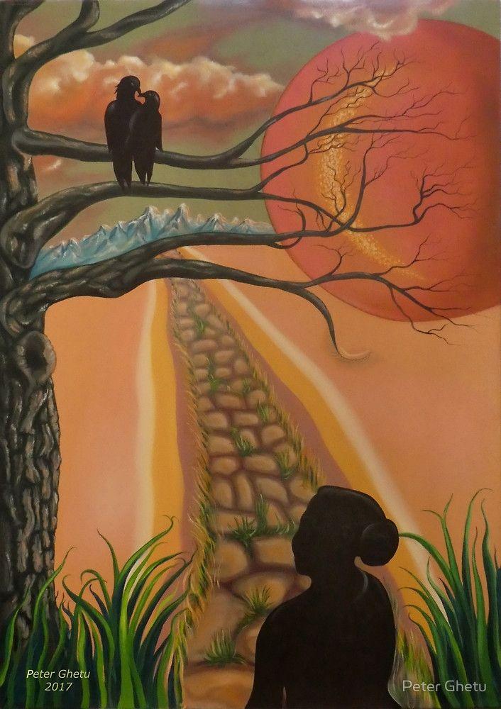 Bird Watcher by Peter Ghetu